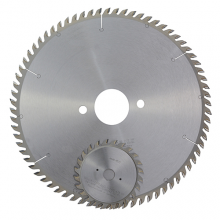 Wood cutting tungsten carbide blade image